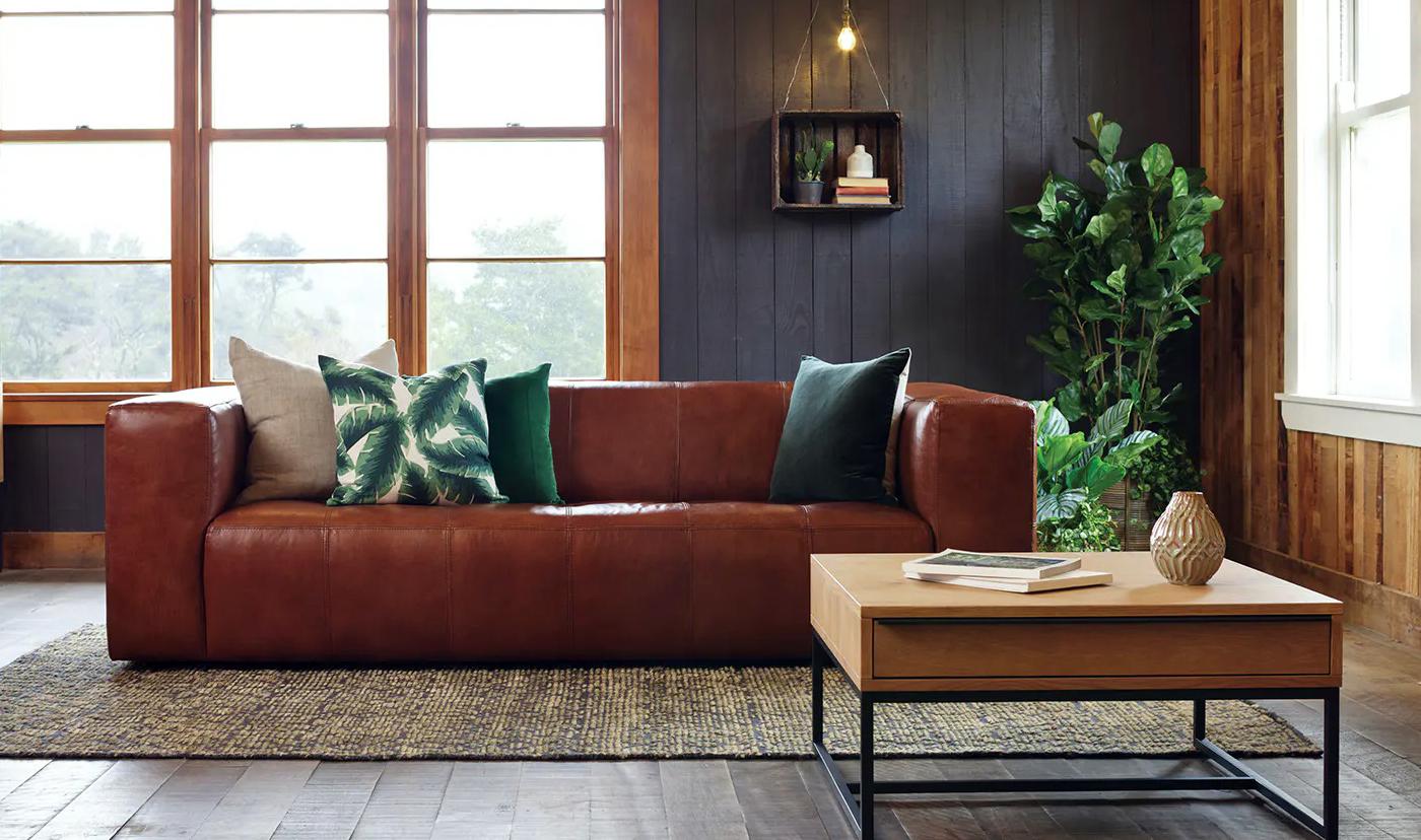 Piele, cum se curăță o canapea, un scaun sau alte obiecte de mobilier